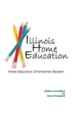 Image of Illinois Home Education booklet cover